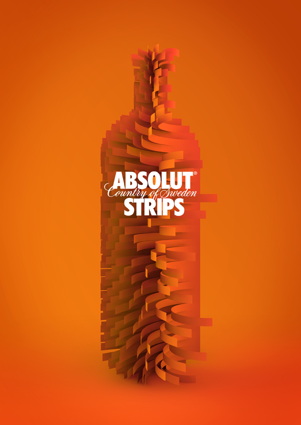 absolut #strips #publicidad | Ads | Absolutely Absolut | Pinterest ...