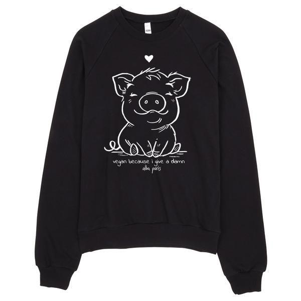15 Vegan Sweatshirts To Raise Awareness Clothes And Jewelry