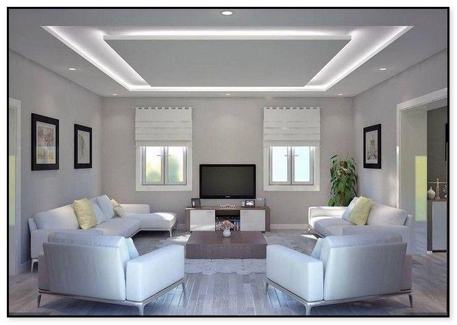 37 необычных идей дизайна потолков для гостиных 37 ...