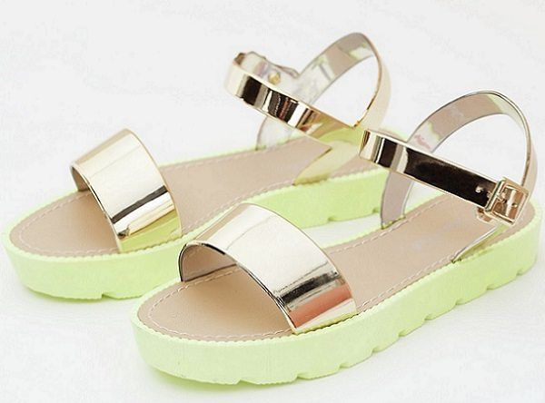 Colección de zapatos y sandalias de Primark primavera verano 2015