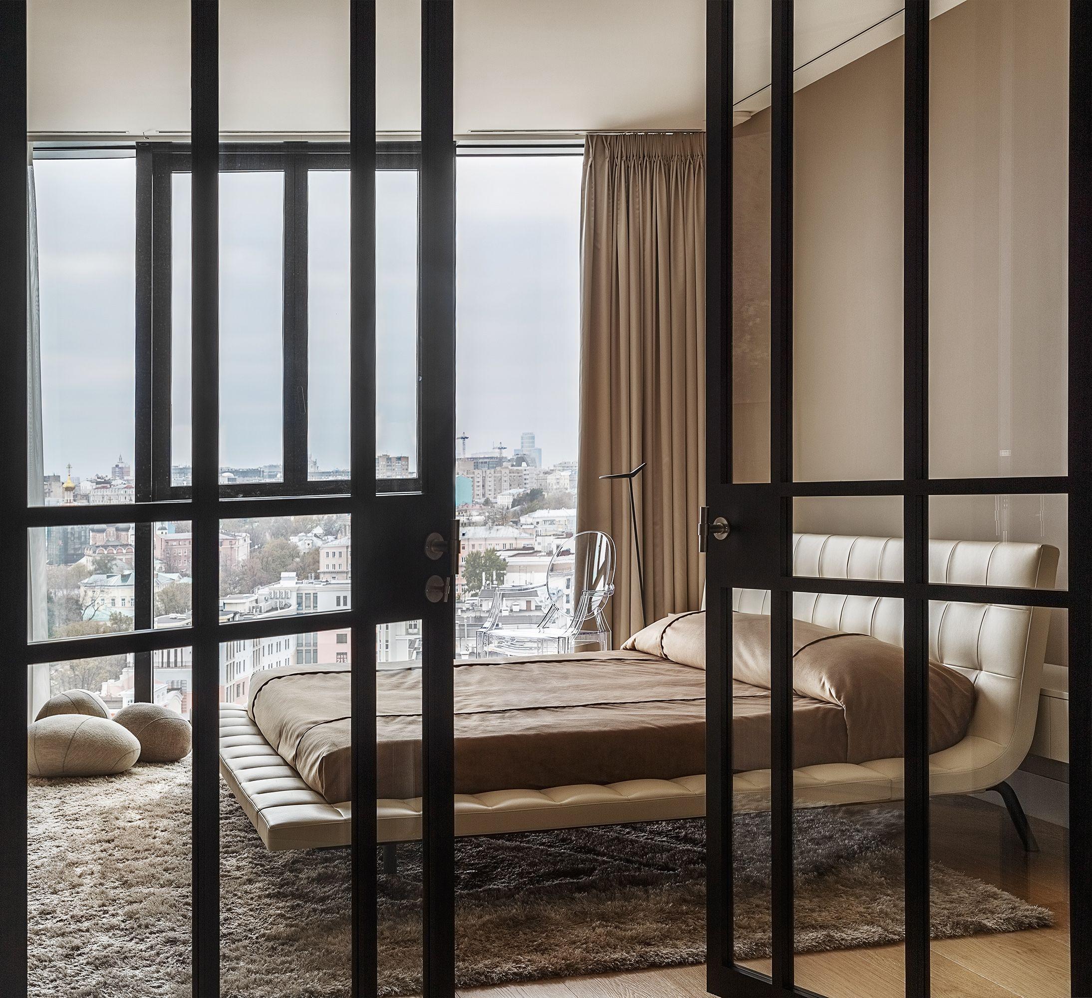 Luxury Interior design apartment in Moscow