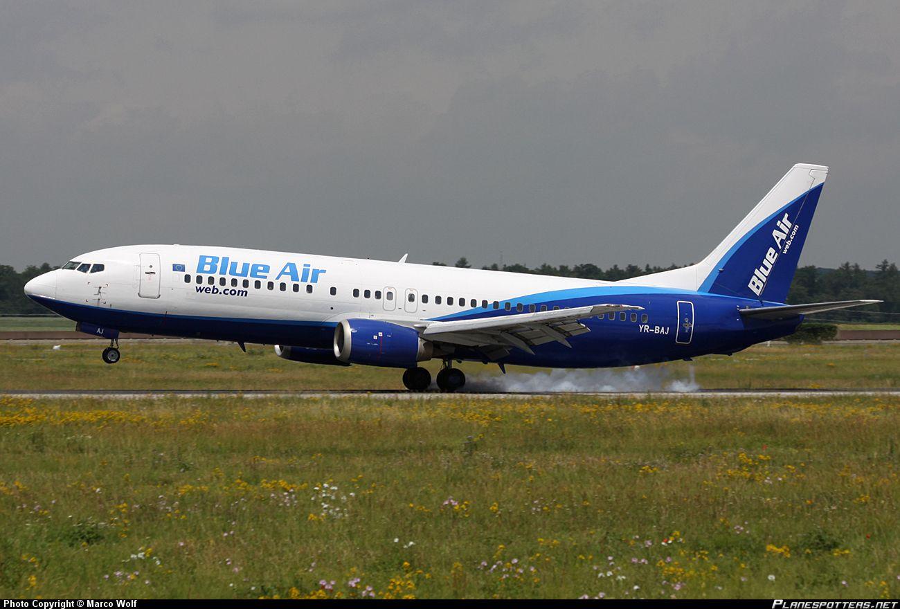 Torino Ibiza Cu Blue Air Din 4 Iunie 2015 Blue Air Boeing Aircraft Ibiza