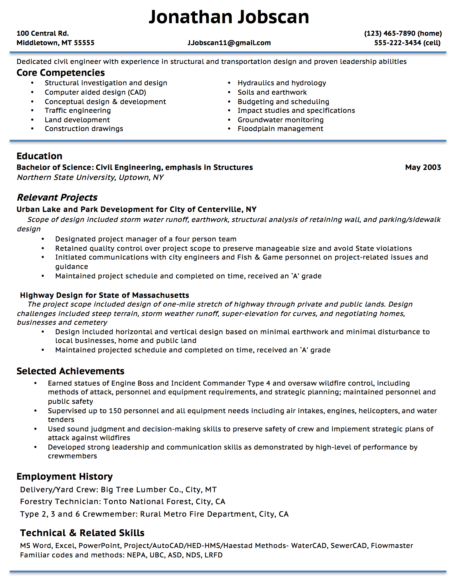 information technology supervisor resume examples
