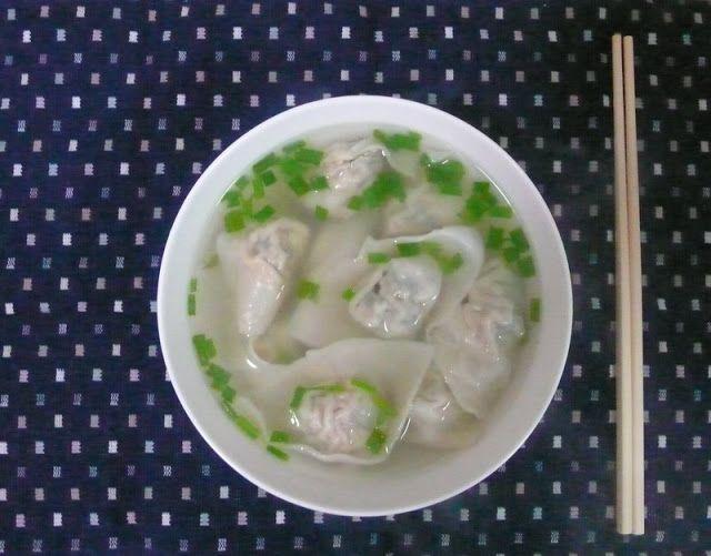shanghai wonton soup recipe mama's best  carmen's
