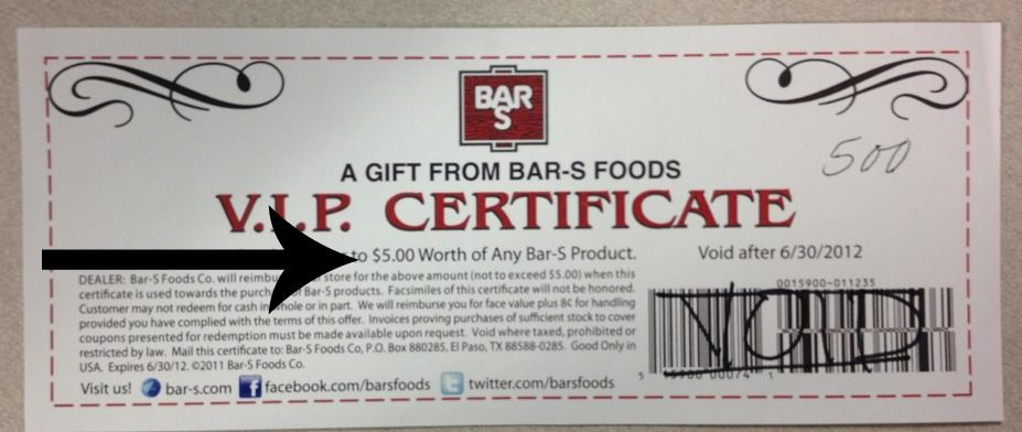 Could your coupon be counterfeit? New Counterfeit Coupons Identified