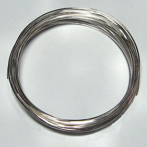 WIRE  12 gauge 5 ft. non tarnish round brilliant by InspireWire, $7.59