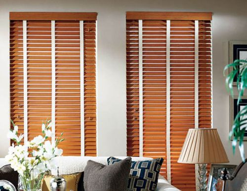 Faux Wood Blinds Wood Blinds Cord Tilt Window Coverings