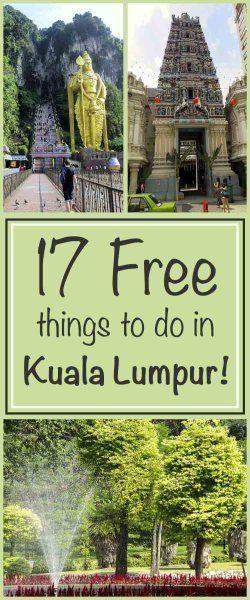 17 Free Things To Do In Kuala Lumpur - Trippin' Turpins