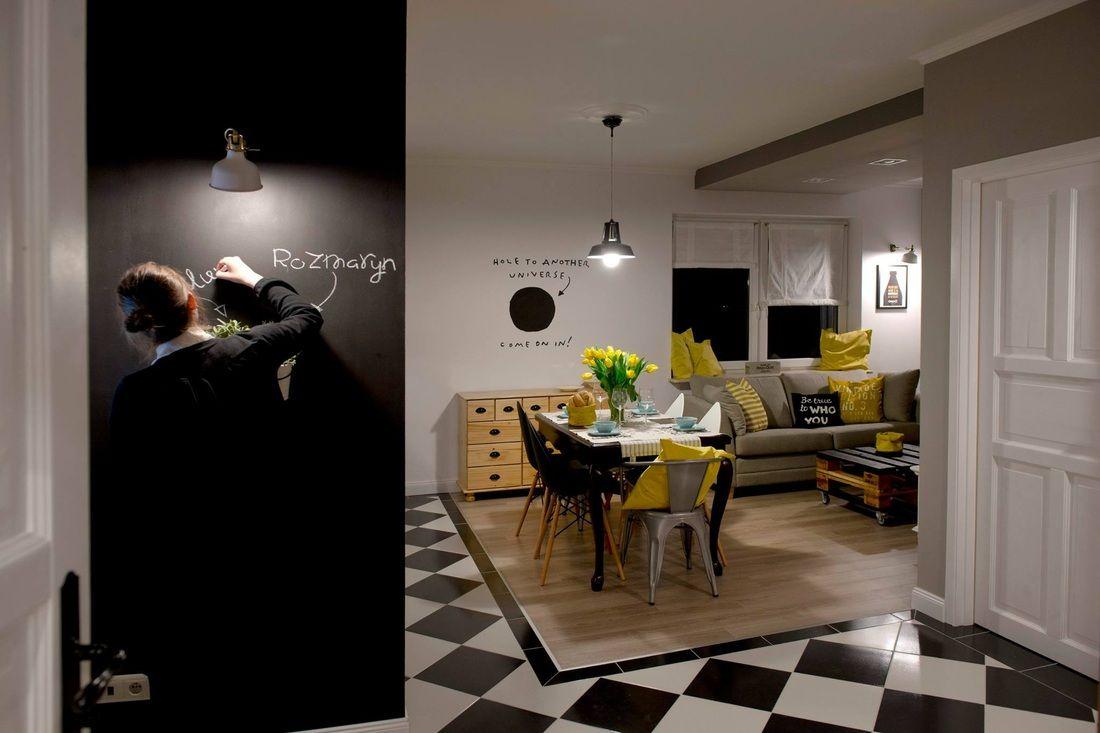 De La Couleur Des Rayures Des Briques Modern Mini Bath 2 La  # Buffet Tele En Briques