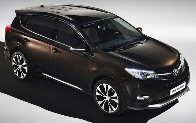 New Review 2016 Toyota Rav4 Hybrid Release Front View Model