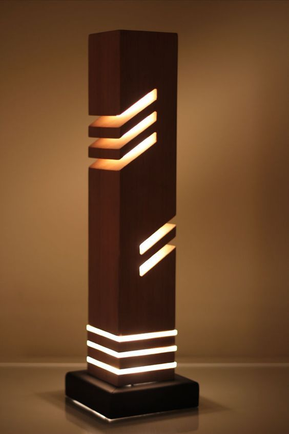 I Ve Always Been Fascinated With Edge Lit Acrylic And Figured It Would Make For A Nice Desk Lamp The Sanded Edges Of