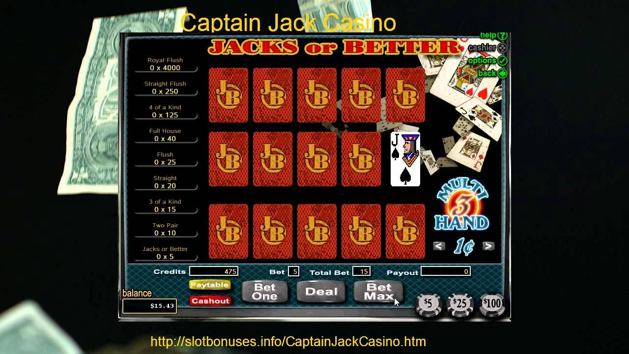 Spiele Jacks Or Better Saloon - Video Slots Online