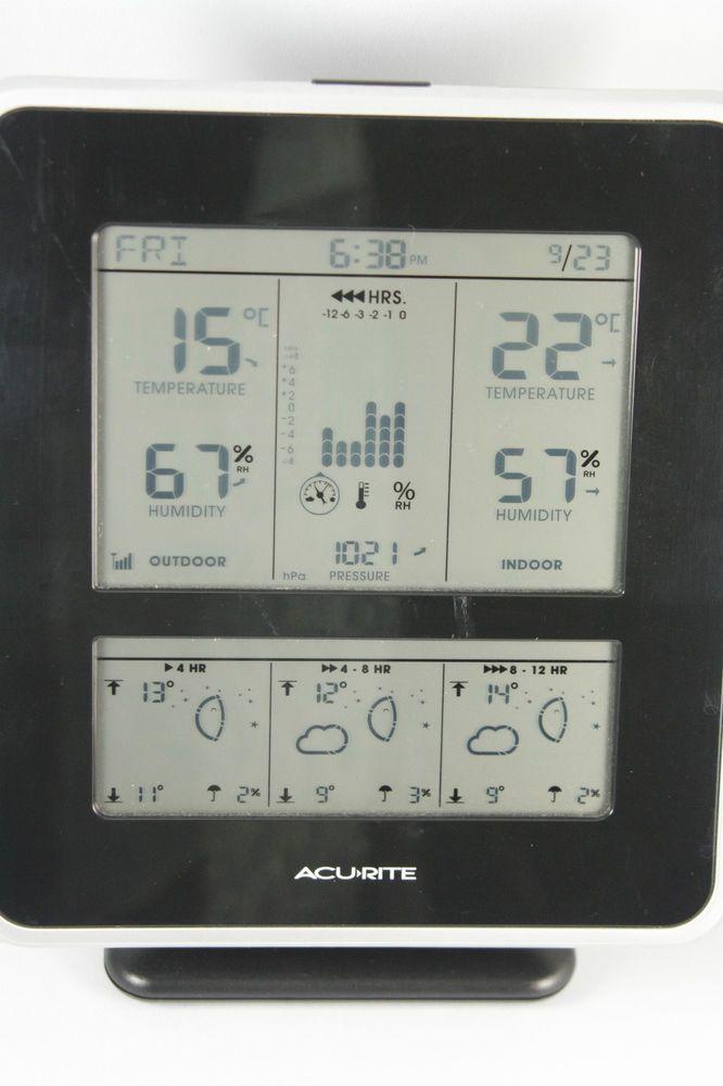 Acurite My Backyard Weather - HOME DECOR