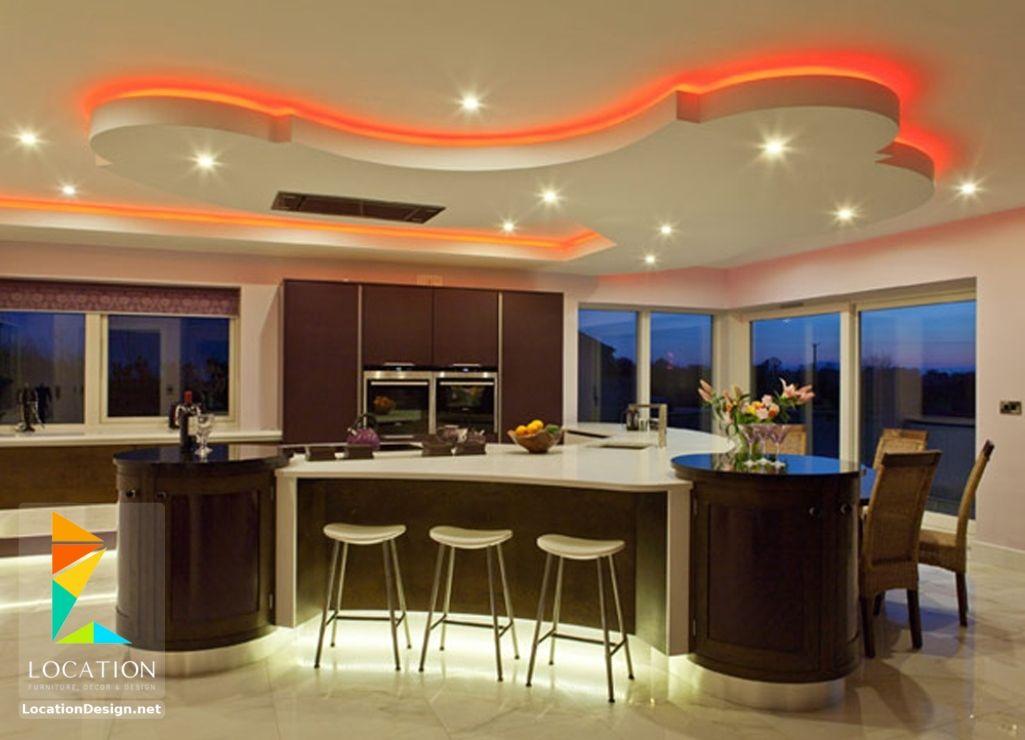 كتالوج مطابخ 2018 2019 من أفضل ديكورات المطابخ المودرن لوكشين ديزين نت Modern Kitchen Design Home Decor Kitchen Modern Kitchen