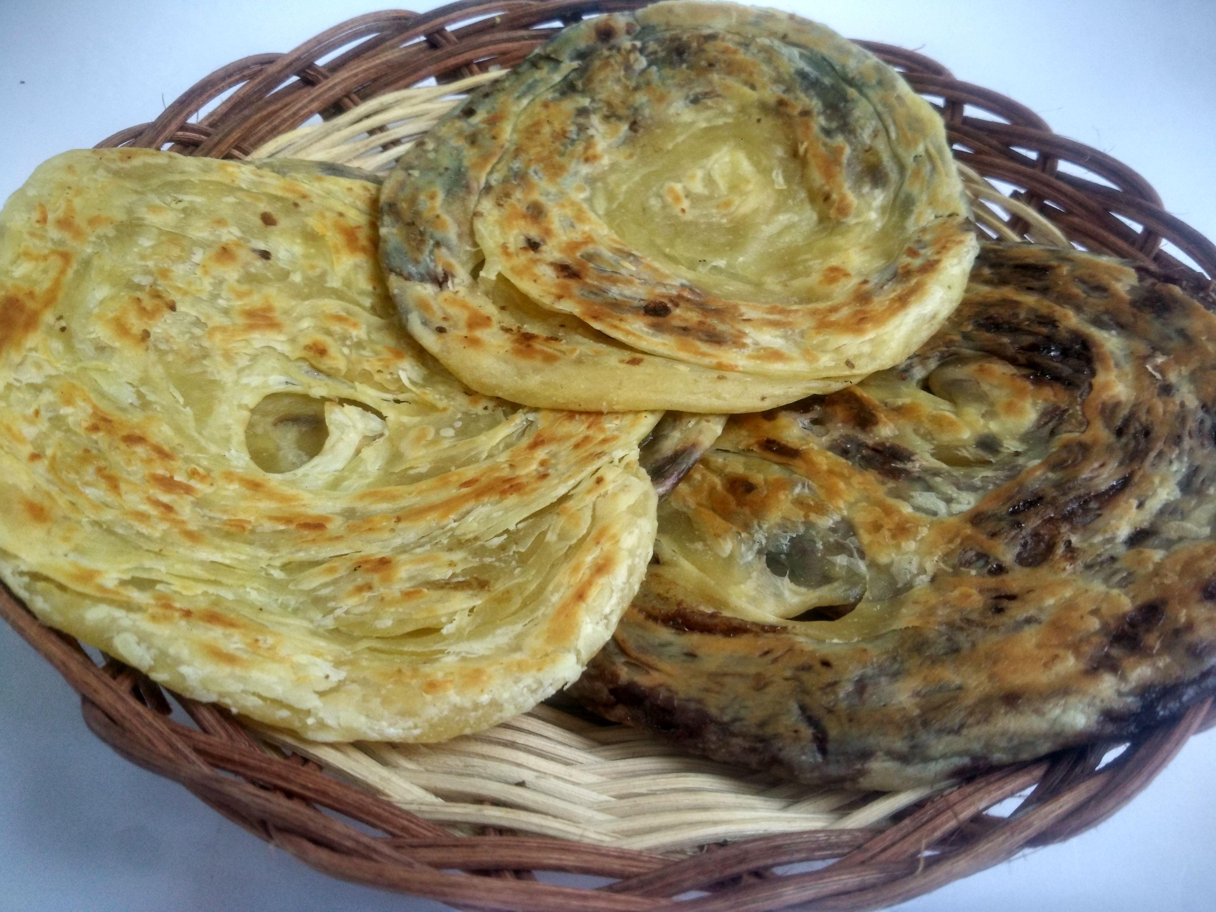 Resep Roti Maryam Atau Roti Canai Rotis Pembuat Roti Resep Roti