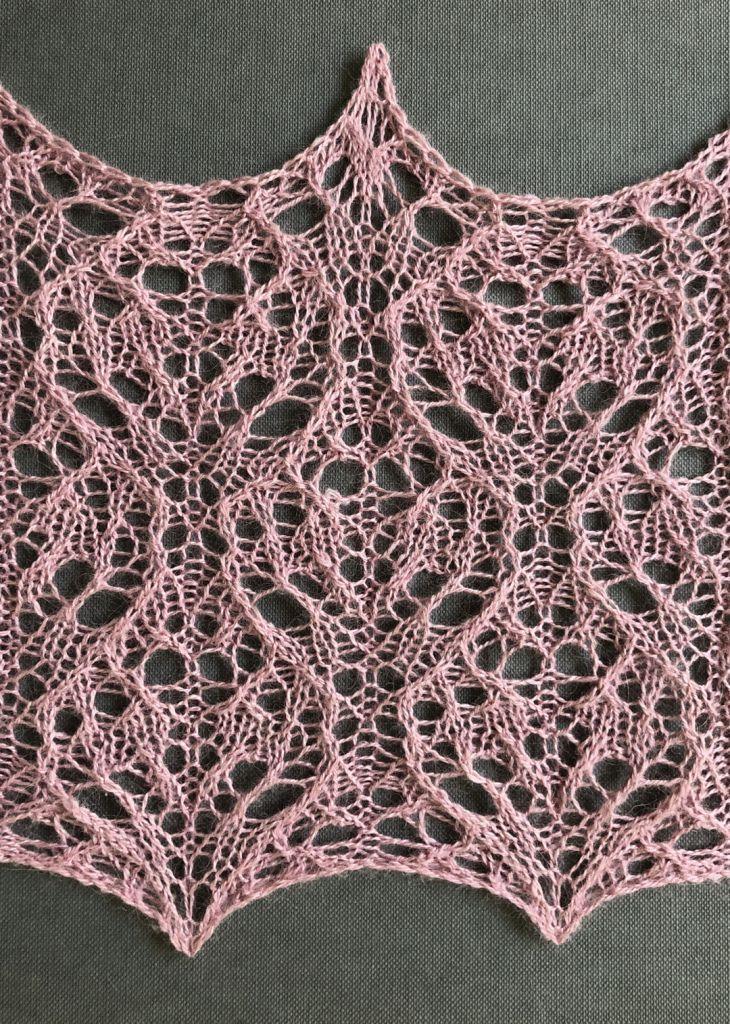 Sweetheart A Free Lace Knitting Stitch Pattern Knitting Stitch