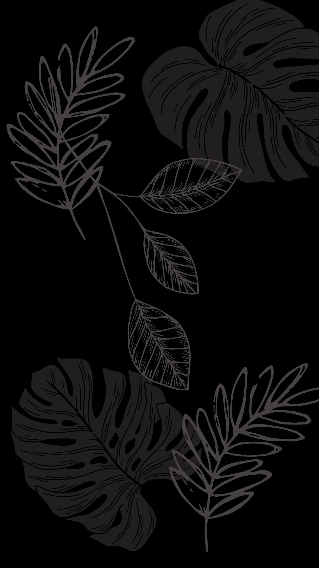 9 Minimalistic Wallpapers Iphone Android Modern Minimalist Monstera Leave Phone Background Instant Download Aesthetic Abstract Iphone Wallpaper Simple Iphone Wallpaper Phone Wallpaper