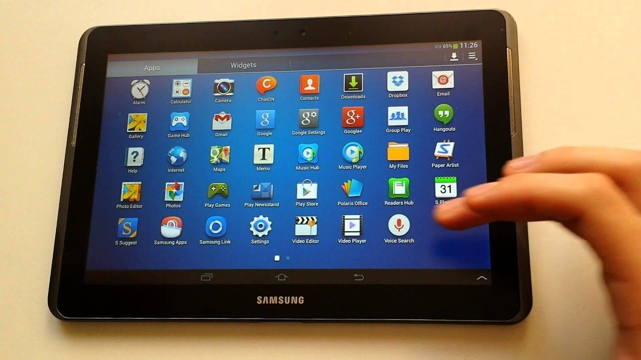 Samsung Galaxy Tab 2 10 1 Gt P5110 Android Update 4 2 2 Official Samsung Galaxy Tab Galaxy Tab Samsung