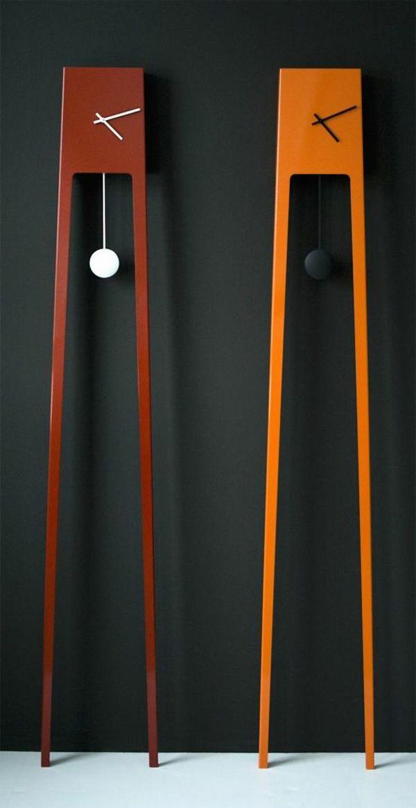 große wanduhren wanduhr modern wanduhren modern design | dekoideen ... - Wanduhren Modern