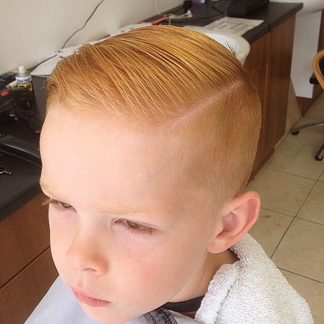 how to cut a quiff