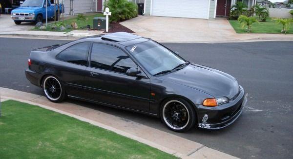 95 Honda Civic Ex Honda Civic Ex Honda Civic Coupe Honda Civic 1995