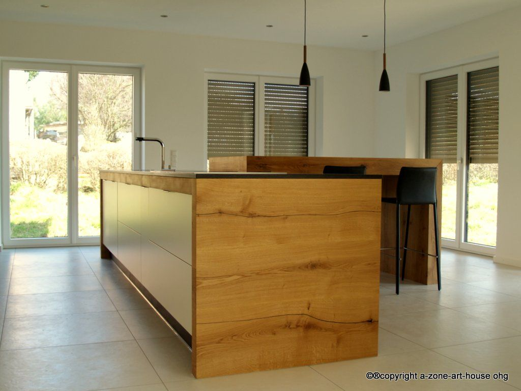Schreinerei Eder massivholz küche aus donau eiche schreinerküche küchen aus der