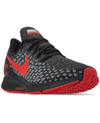 best sneakers d8c6b f9e3f Nike Men's Air Zoom Pegasus 35 Nyc Marathon Running Sneakers ...