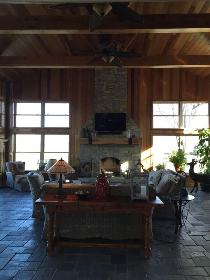 32 Spectacular Living Room Designs With Exposed Beams Pictures Living Room Designs Living Room Decor Fireplace Living Room Center