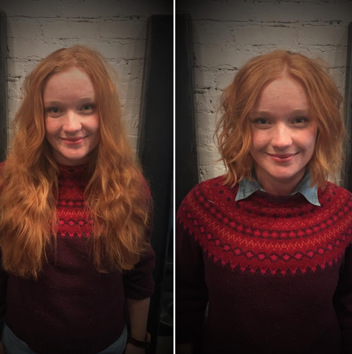 Before After By Britney Leigh Williams Gt Theory Hair Salon Gt Montana