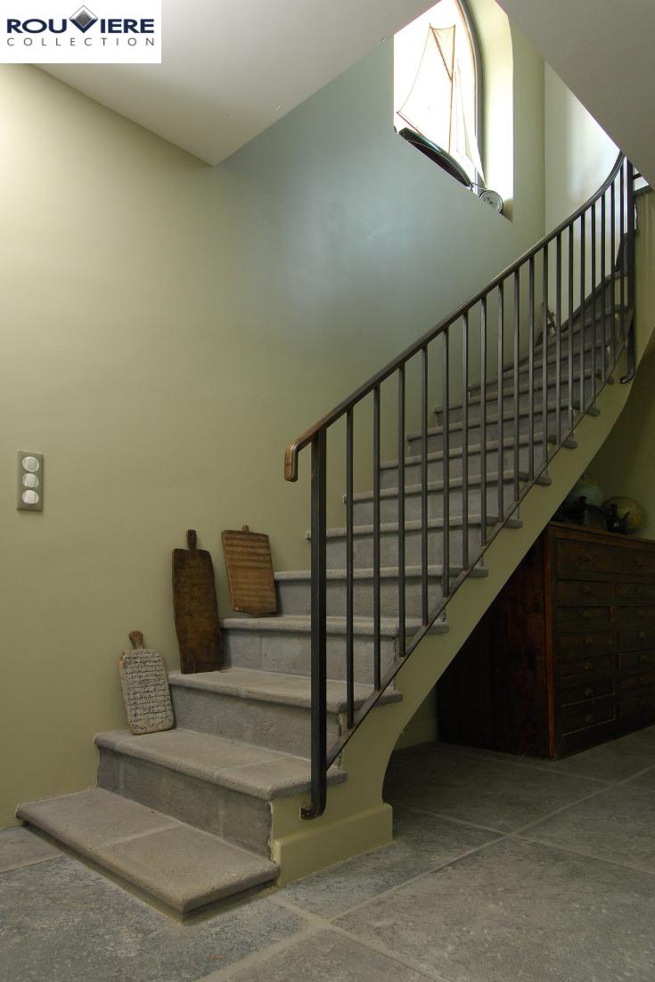 Solutions Pour Habiller Tous Les Styles D Escaliers Escalier Escalier Contemporain Escalier Beton Cire