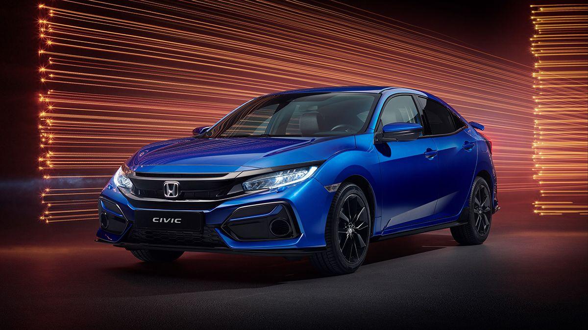 La nouvelle Honda Civic Sport Line affiche une allure