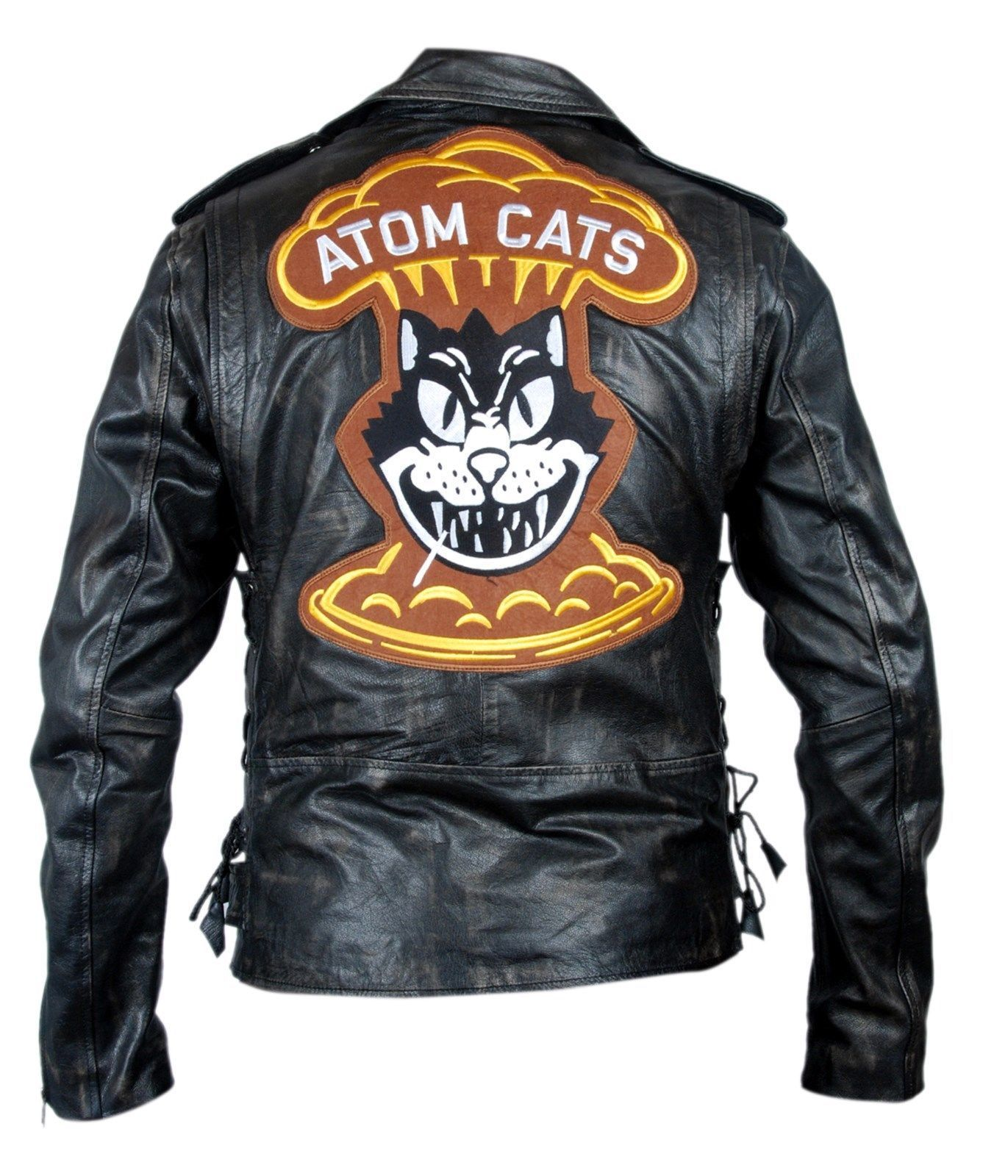 257116536 50% off ] fallout 4 atom cat jacket - 100% genuine leather | cosplay ...