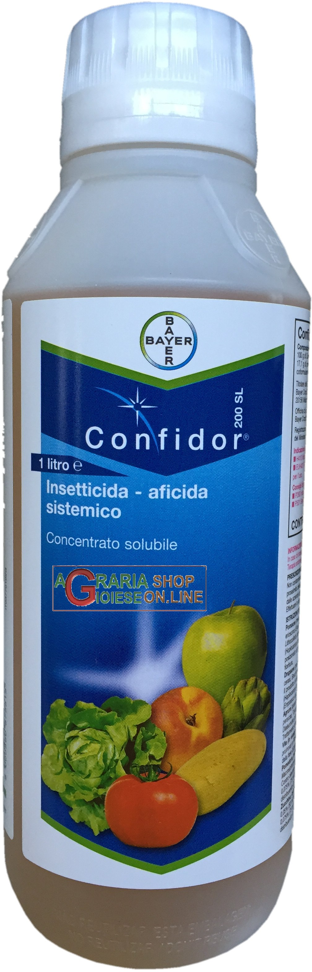 Confidor: instructions for use. Destroy all pests 88