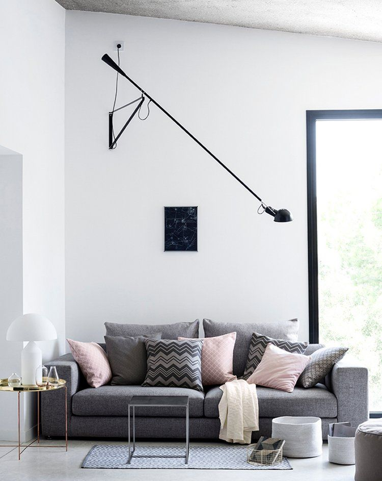Urbnite 265 Wall Lamp By Paolo Rizzatto For Flos Home Living Room H M Home Interior