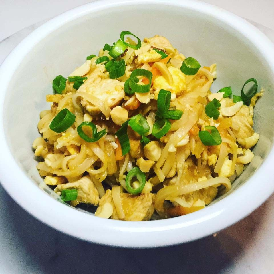 Read our delicious recipe for Healthy Pad Thai, a recipe from The Healthy Mummy, which will help you lose weight safely with lots of healthy recipes.