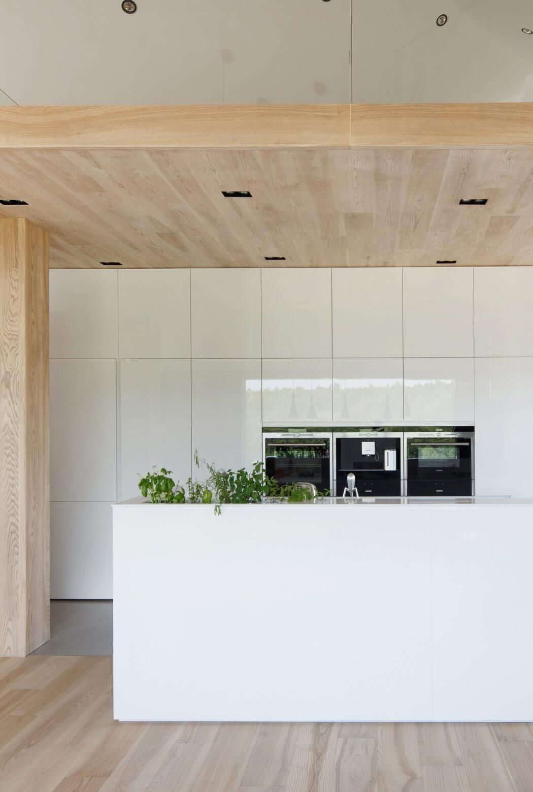 House in Krostoszowice by RS+ Robert Skitek | Cocinas | Pinterest ...