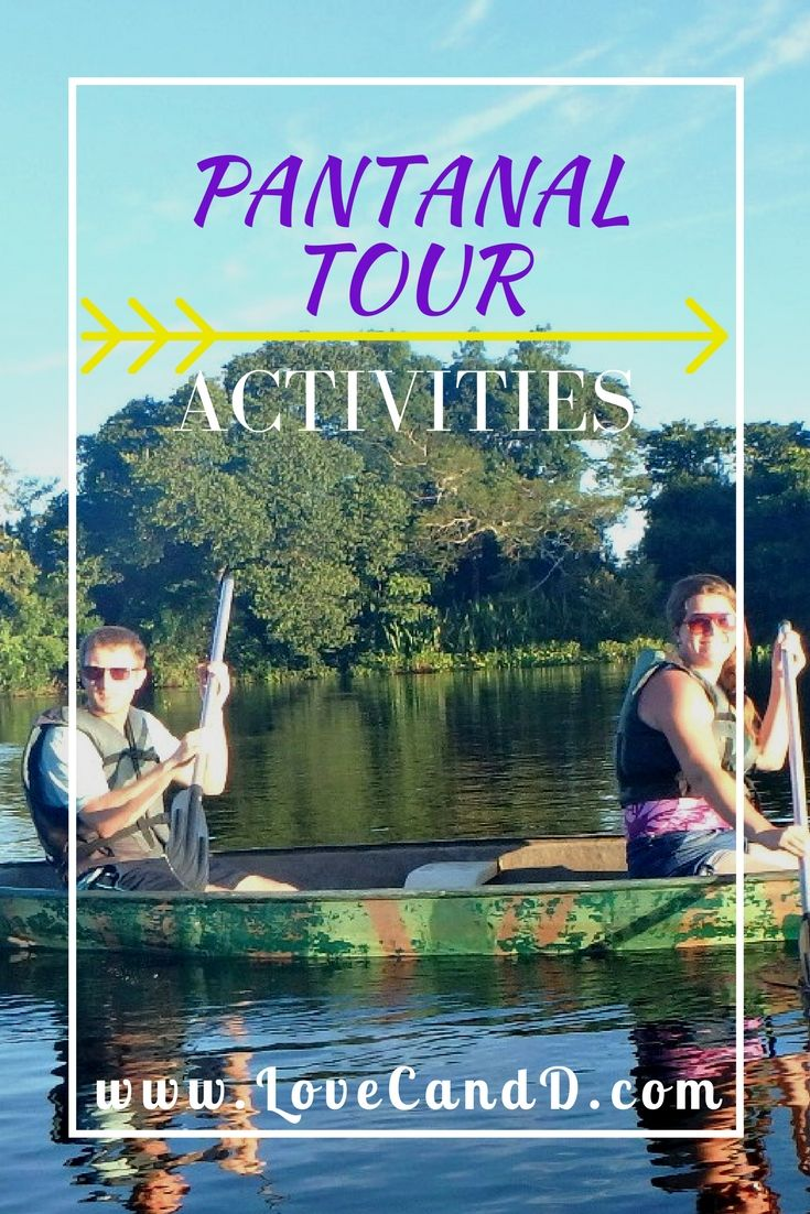 A great overview of the activities available on a multi-day tour of the Brazilian Pantanal