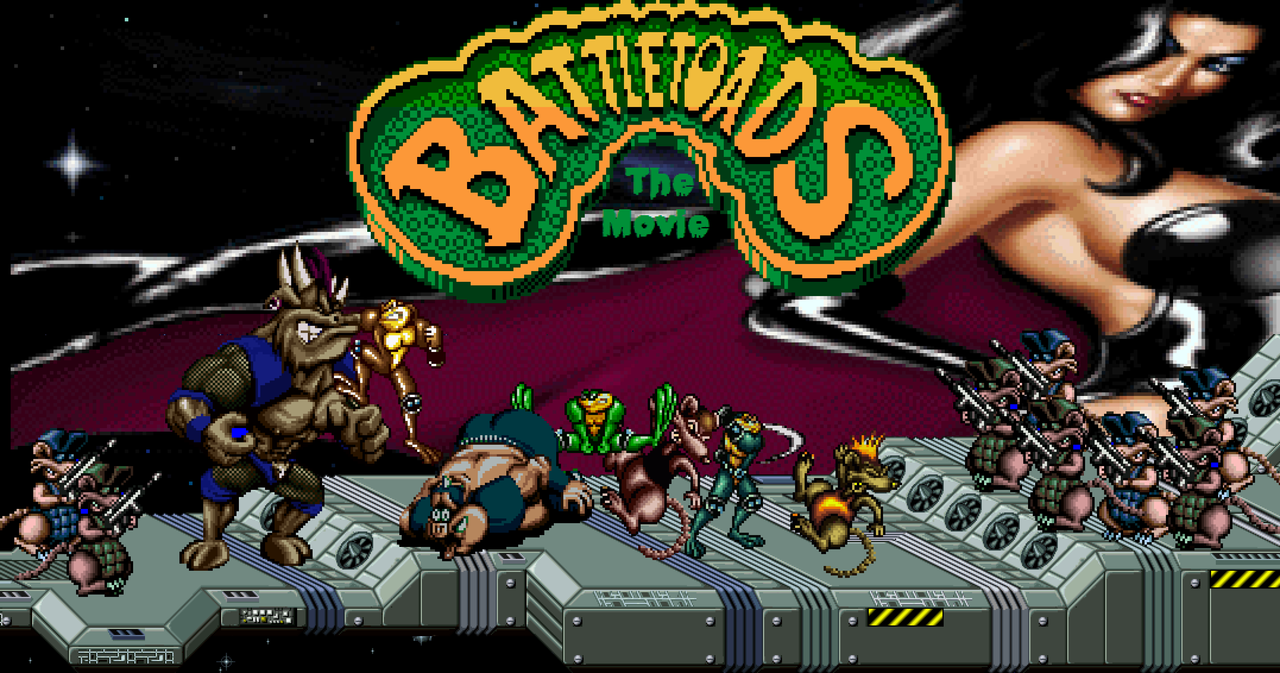 Battle toads!