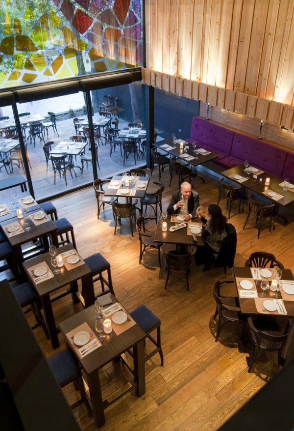 13 Stylish Restaurant Interior Design Ideas Around The World Awesome Ideas