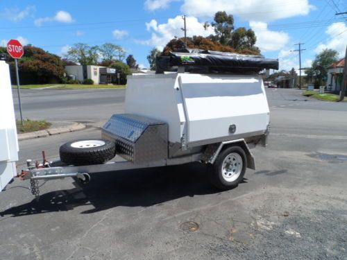 Utepod UTE POD Slide ON C&er With Roof TOP Tent Awning AND Annexe in Meeniyan & Utepod UTE POD Slide ON Camper With Roof TOP Tent Awning AND ...