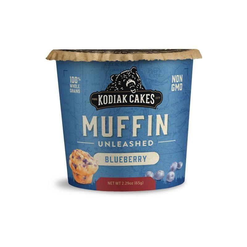 Blueberry minute muffin kodiak cakes brown sugar
