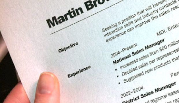 Worst Resume Mistakes You Can Make Resume objective, Job search - sales job resume objective