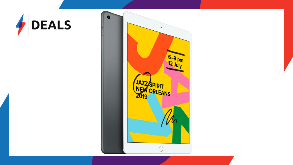 Apple iPad Sale Buy the New 7th Gen iPad for Under £290