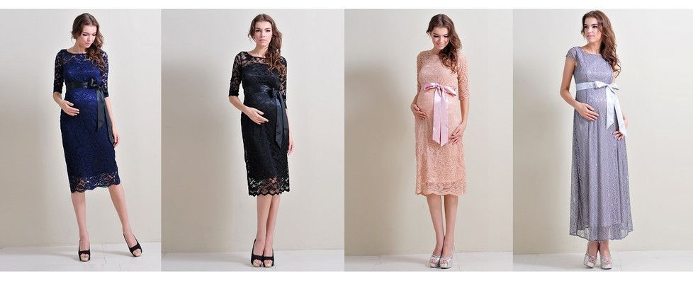 Mum2be maternity evening dresses for weddings and special ...