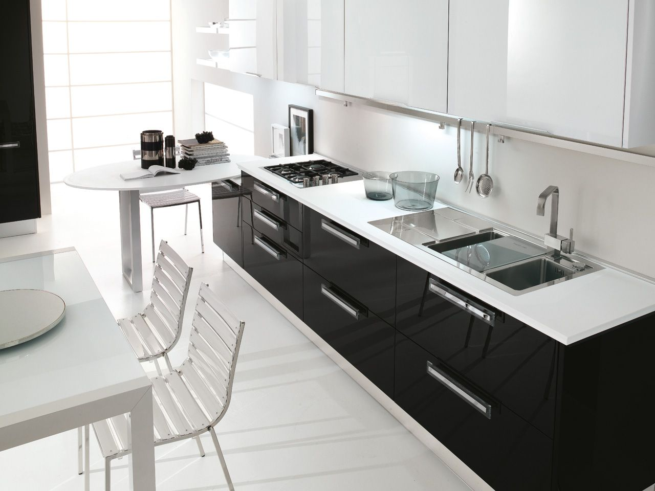 Nilde - Kitchens - Cucine Lube | Ideias novo apê | Kitchen ...