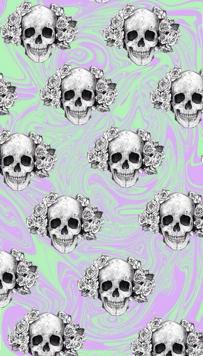 Girly skulls iphone wallpaper background iphone wallpaper girly skulls iphone wallpaper background voltagebd Gallery