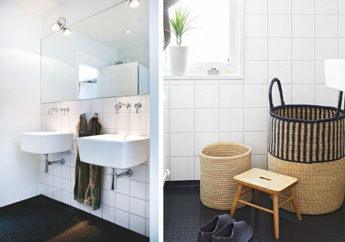 Tile On The Bathroom Walls White Bathroom Tiles Bathroom Inspiration Bathroom Wall Tile