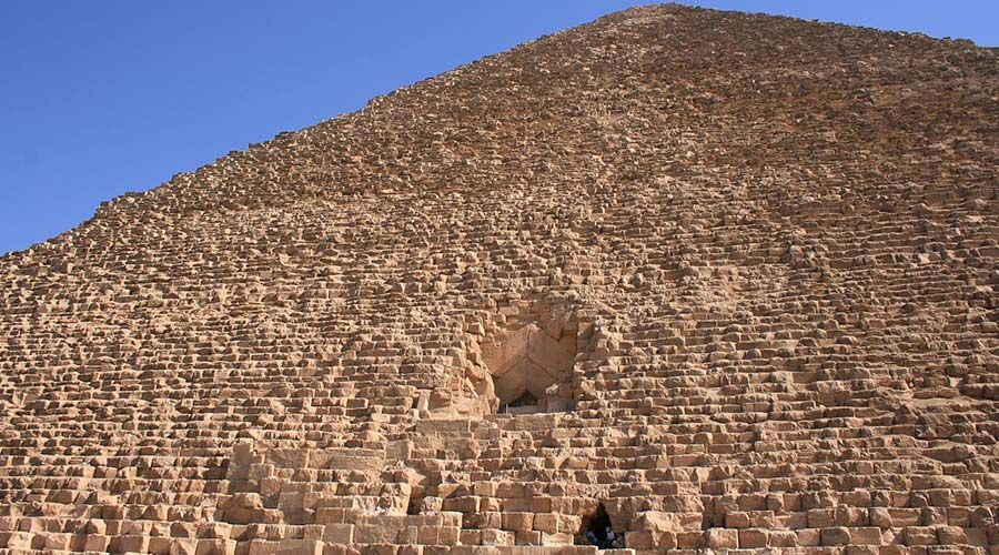 a history of the great pyramid of khufu cheops The great pyramid of giza is hiding a secret chamber as big as a plane,   here are the fascinating facts behind these incredible pieces of.