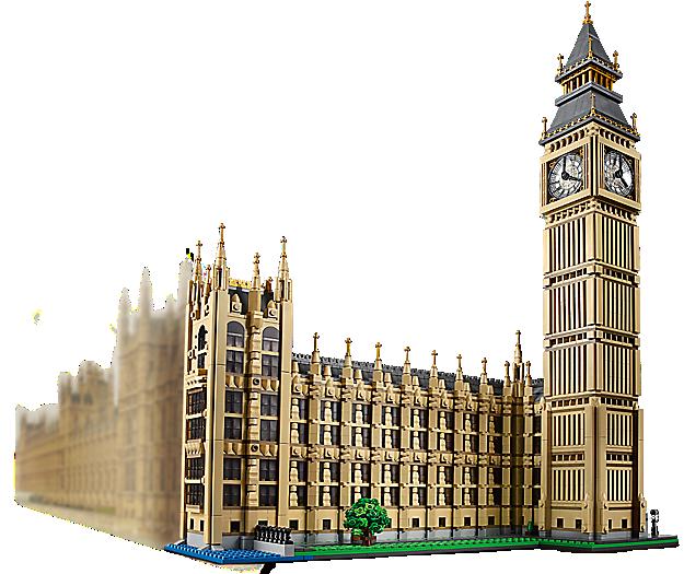 Big Ben Big Ben Famous Architecture Lego Architecture