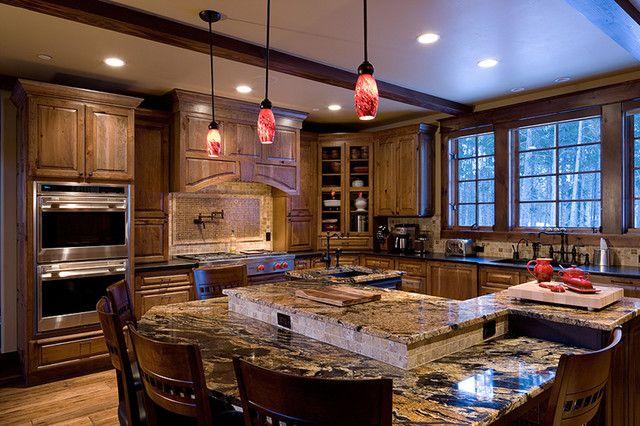 Gourmet Kitchen Designs. Mountain Gourmet Kitchen Fascinating  Home Design Ideas Image result for gourmet kitchen gallery Decorating